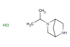 2-isopropyl-2,5-diazabicyclo[2.2.1]heptane hydrochloride