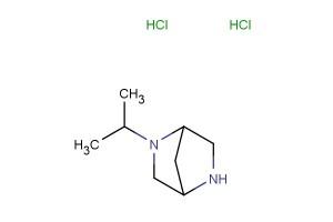 2-isopropyl-2,5-diazabicyclo[2.2.1]heptane dihydrochloride