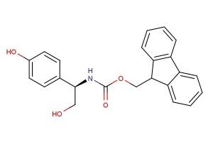 (R)-(9H-fluoren-9-yl)methyl (2-hydroxy-1-(4-hydroxyphenyl)ethyl)carbamate
