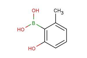 (2-hydroxy-6-methylphenyl)boronic acid