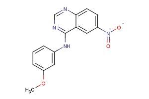 N-(3-methoxyphenyl)-6-nitroquinazolin-4-amine
