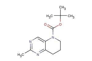 tert-butyl 2-methyl-7,8-dihydropyrido[3,2-d]pyrimidine-5(6H)-carboxylate