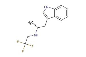 (R)-1-(1H-indol-3-yl)-N-(2,2,2-trifluoroethyl)propan-2-amine