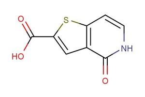 4-oxo-4,5-dihydrothieno[3,2-c]pyridine-2-carboxylic acid