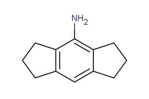 1,2,3,5,6,7-hexahydro-s-indacen-4-amine