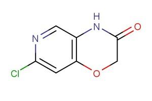 7-chloro-2H-pyrido[4,3-b][1,4]oxazin-3(4H)-one
