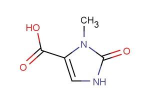 3-methyl-2-oxo-2,3-dihydro-1H-imidazole-4-carboxylic acid
