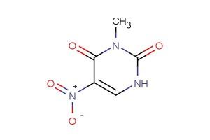 3-methyl-5-nitropyrimidine-2,4(1H,3H)-dione