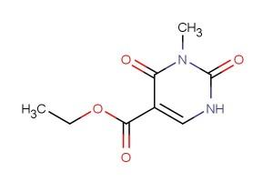 ethyl 3-methyl-2,4-dioxo-1,2,3,4-tetrahydropyrimidine-5-carboxylate