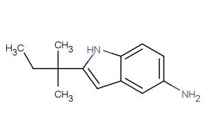 2-(tert-pentyl)-1H-indol-5-amine