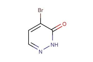 4-bromopyridazin-3(2H)-one