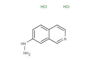 7-hydrazinylisoquinoline dihydrochloride