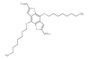 4,8-bis(octyloxy)benzo[1,2-b:4,5-b']dithiophene-2,6-dicarbaldehyde