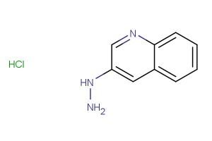 3-hydrazinylquinoline hydrochloride
