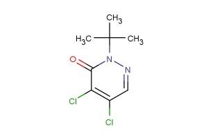 2-(tert-butyl)-4,5-dichloropyridazin-3(2H)-one