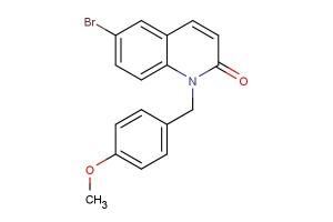 6-bromo-1-(4-methoxybenzyl)quinolin-2(1H)-one