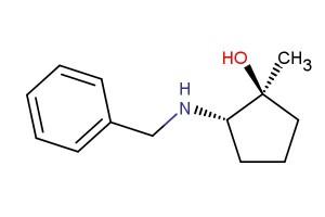 (1S,2S)-2-(benzylamino)-1-methylcyclopentan-1-ol