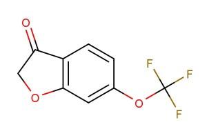 6-(trifluoromethoxy)benzofuran-3(2H)-one
