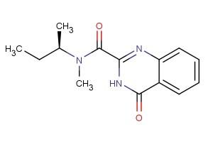(R)-N-(sec-butyl)-N-methyl-4-oxo-3,4-dihydroquinazoline-2-carboxamide