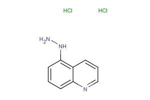 5-hydrazinylquinoline dihydrochloride
