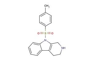 9-tosyl-2,3,4,9-tetrahydro-1H-pyrido[3,4-b]indole
