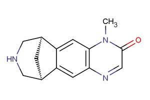 (6S,10R)-1-methyl-1,6,7,8,9,10-hexahydro-2H-6,10-methanoazepino[4,5-g]quinoxalin-2-one