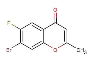 7-bromo-6-fluoro-2-methyl-4H-chromen-4-one