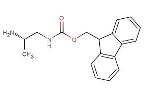 (9H-fluoren-9-yl)methyl (S)-(2-aminopropyl)carbamate