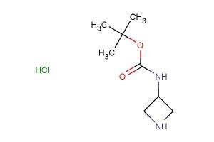 tert-butyl azetidin-3-ylcarbamate hydrochloride