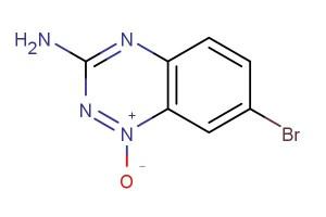 3-amino-7-bromobenzo[e][1,2,4]triazine 1-oxide
