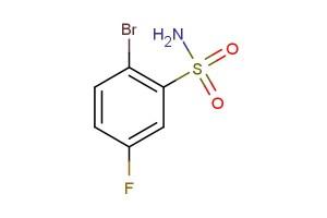 2-bromo-5-fluorobenzenesulfonamide