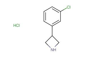 3-(3-chlorophenyl)azetidine hydrochloride