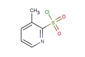 3-methylpyridine-2-sulfonyl chloride