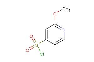 2-methoxypyridine-4-sulfonyl chloride