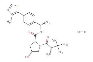 VHL ligand 2 hydrochloride; E3 ligase Ligand 1A HCl